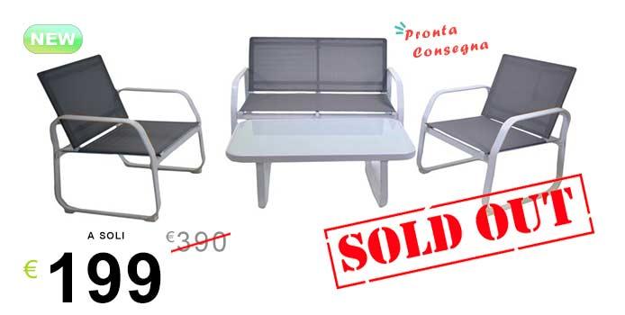 Vendita mobili ed arredamento on line for Arredo da giardino in offerta