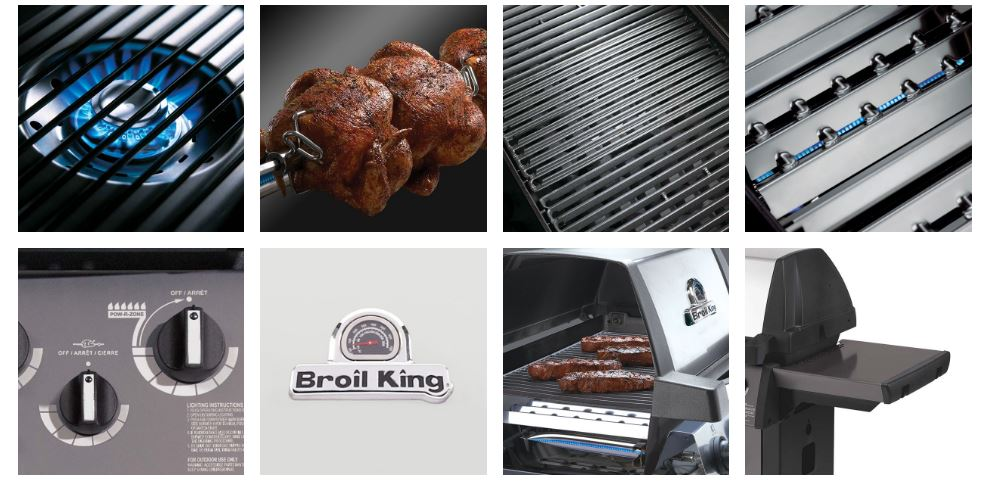 Barbecue a gas BROIL KING