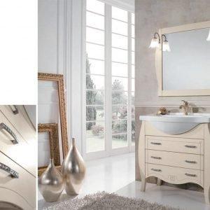 Mobile bagno classico Avorio