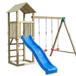 torre altalena per bambini