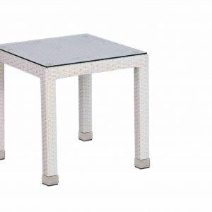 tavolino fibra sintetica bianco steps