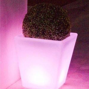 Lampada a led RGB.