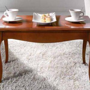 tavolino da salotto classico rettangolare