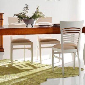 tavolo rettangolare bicolore