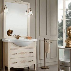 Mobile bagno classico Bianco